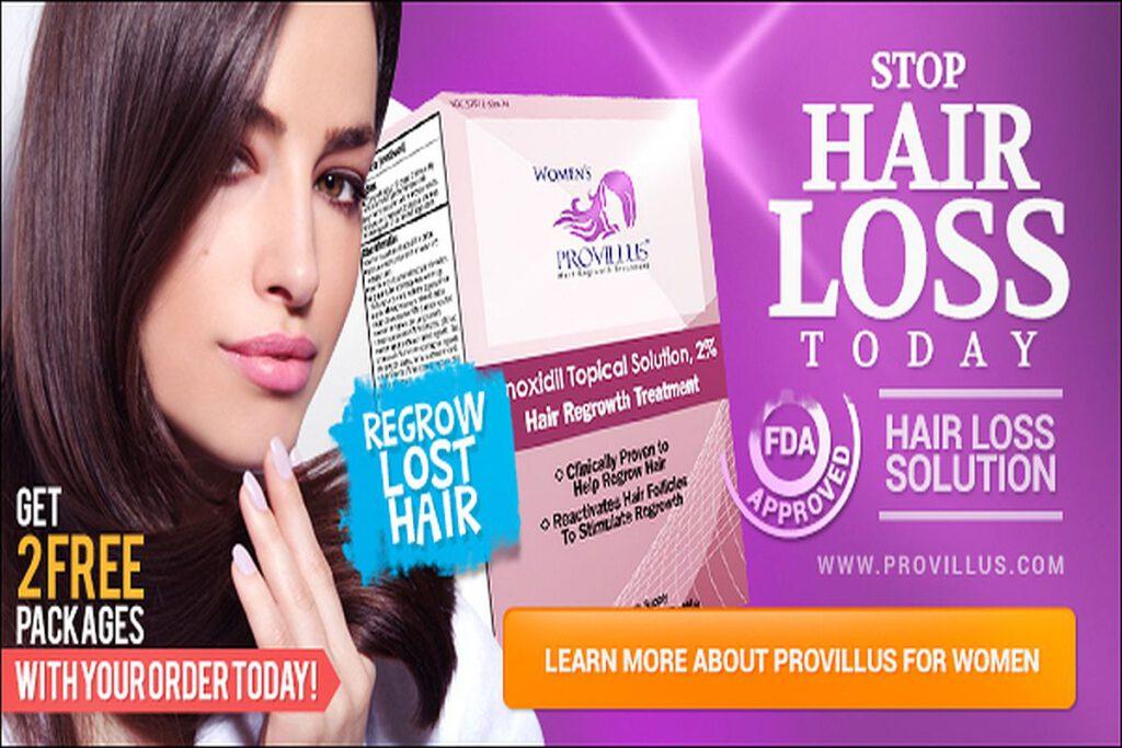 Provillus Hair Loss